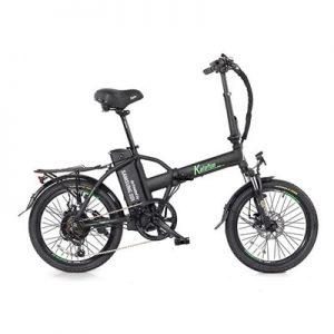 """45 ק""""מ – סוללה 36V אופניים חשמליים kalofan TDM20Z"""