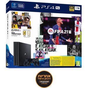 קונסולת משחק Sony PlayStation 4 Pro 1TB
