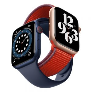 שעון Apple Watch Series 6