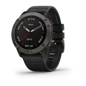 שעון חכם Garmin Fenix 6X Sapphire 51mm  – כולל תמיכה מלאה בעברית – שנתיים אחריות יבואן רשמי על ידי רונלייט