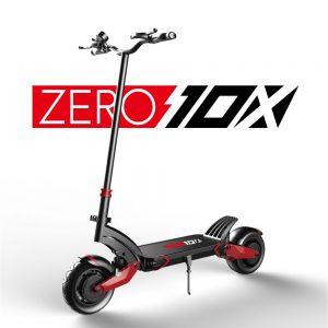 קורקינט חשמלי  זירו 48 וולט 18 אמפר ZERO 10X